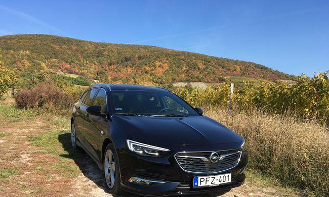 Három a magyar igazság - Opel Insignia tripla teszt