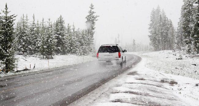 Utánpótlás - Fontos, hogy ne csak autónkat, hanem magunkat is felkészítsük a téli vezetésre