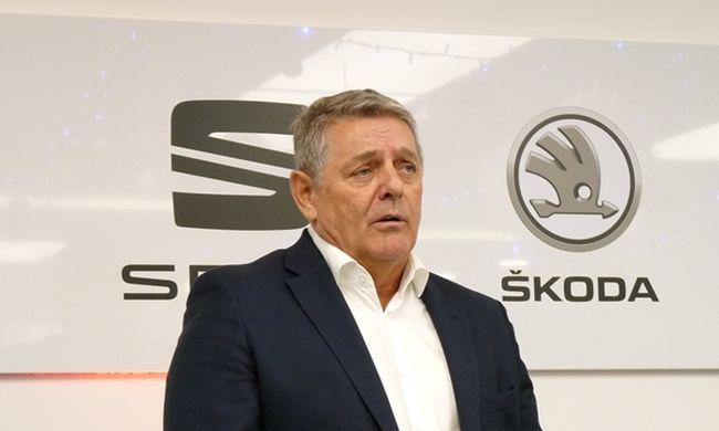 2017 az áttörés éve - Évzáró sajtótájékoztató a Porsche Hungáriánál