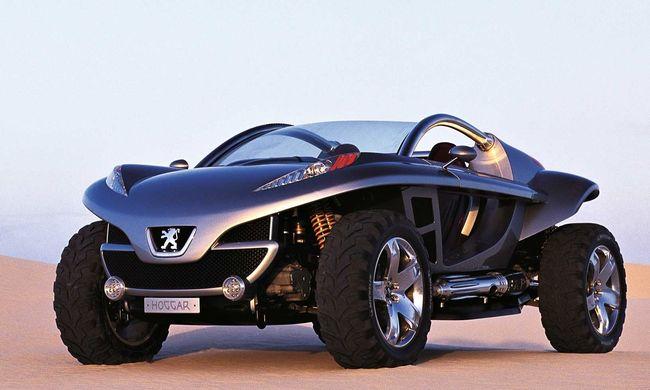 Elfelejtett koncepciók 1. - Peugeot és Alfa