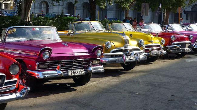 Kubai koktél: Sok Chevy, egy adag Lada - kínaival keverve
