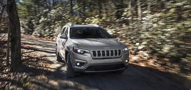 Az új 2019-es modellévi Jeep Cherokee: A Detroiti Autószalonon mutatkozott be