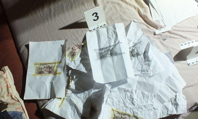 Fénymásolt pénzzel próbálkozott a szabolcsi pár, volt, ahol bejött a trükk