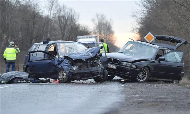 Megrázó fotó: tragédia történt Debrecennél, meghalt egy ember a fűúton