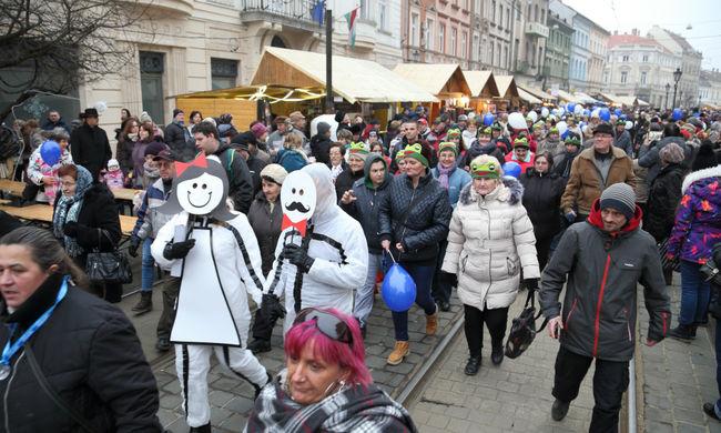 Töltsd február első hétvégéjét a Becherovka Miskolci Farsangon!