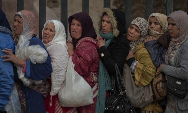 Újabb haláleset a határnál, többen megsebesültek a kerítésnél