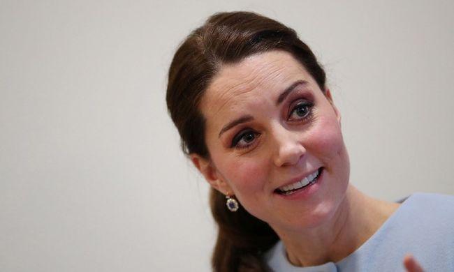 Eljött a nagy nap, Katalin hercegnő már a kórházban van