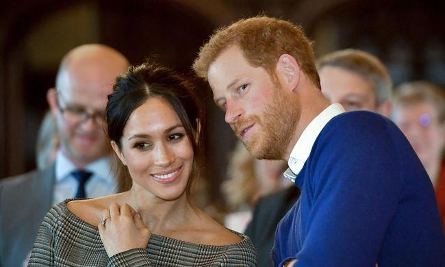 Különleges esküvőjük lesz, nem követi a hagyományokat Harry herceg és Meghan