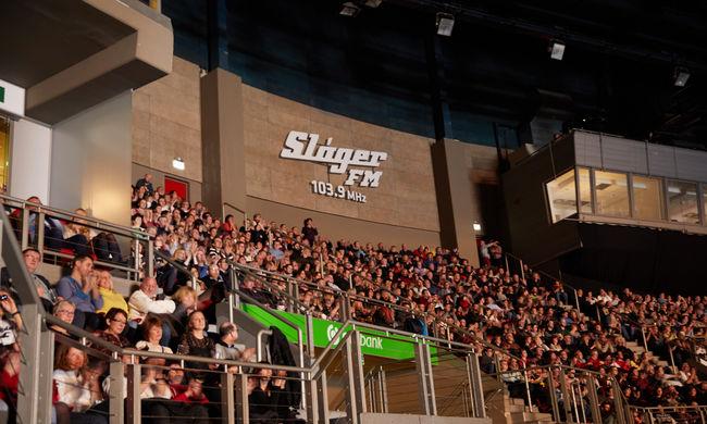 A Sláger FM nevét viseli januártól a BudapestAréna egyetlen Sky Bar-ja