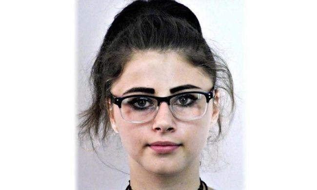Rendőrök keresik ezt a csinos 15 éves lányt