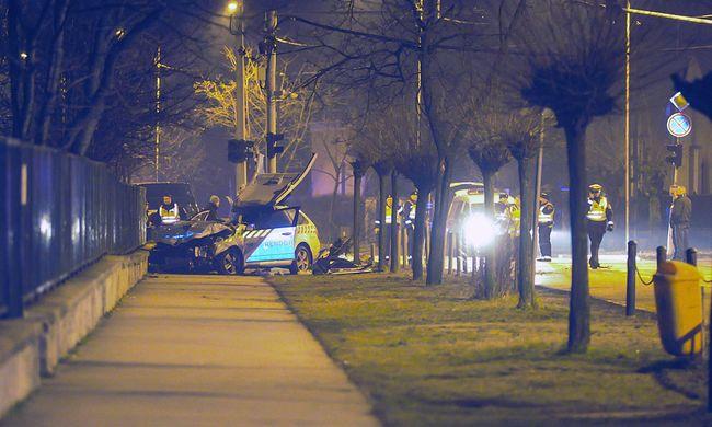 Örök törést okozott a családnak, megszólalt az újpesti balesetben elhunyt rendőr édesapja