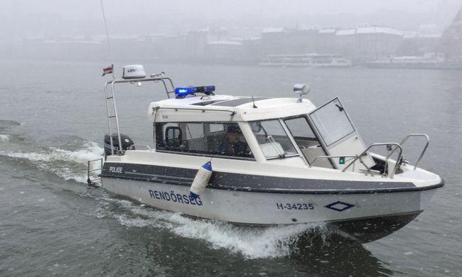 Elsodort egy nőt a Duna, riasztották a rendőröket