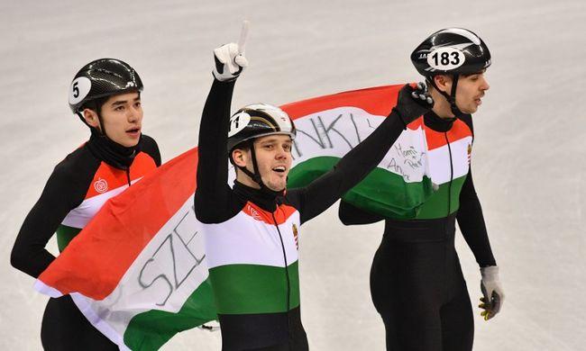 Hihetetlen magyar siker, aranyérmet nyertünk az olimpián