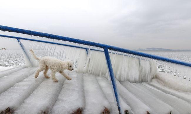 Ez az oka annak, hogy nálunk hidegebb van, mint az Északi-Sarkon