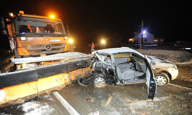 Megrázó részletekre derült fény a váci halálos balesetről