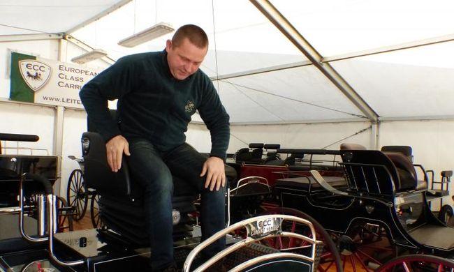 Világszínvonalú kocsik Leitert Henrik családi manufaktúrájából  II. rész