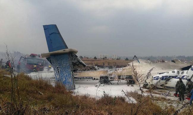 Rengeteg halálos áldozatot követelt a légi katasztrófa