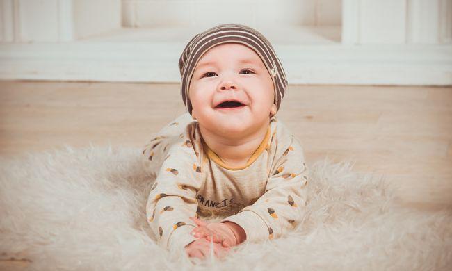 Jó hír jött: egyre több gyerek születik hazánkban