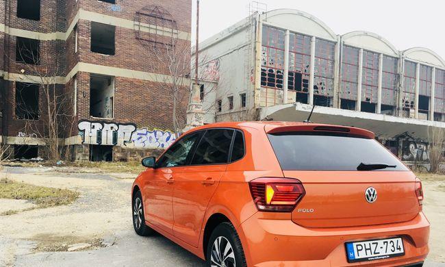 Volkswagen Polo teszt: vitathatatlan