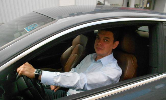 Hámori Balázs: autóban és szoftverben is otthon -  2. rész