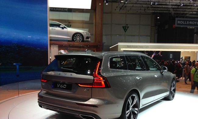 A Genfi Autószalonon jártunk - Volvo és Jaguar