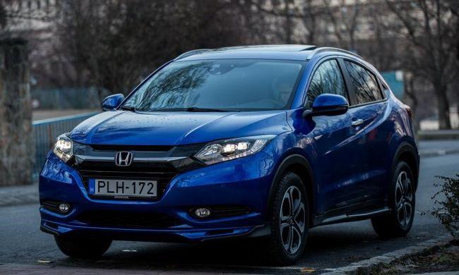 Másodjára telitalálat: Honda HR-V 1.5 Executive teszt