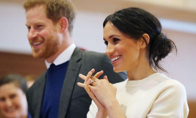 Újabb részletek jöttek Harry és Meghan esküvőjéről, erre készül az ifjú pár