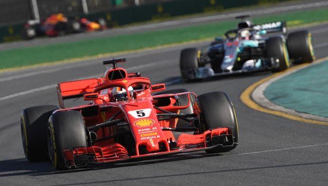 Elrajtolt a Forma-1, a Ferrari ünnepelhetett