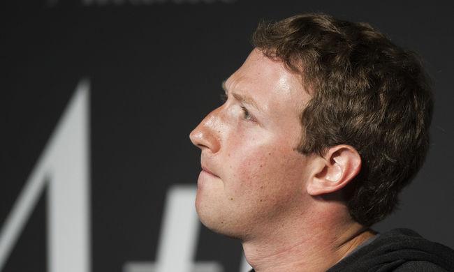 Elképesztő eredményt ért el a Facebook alapítója, őt előzte meg ezzel