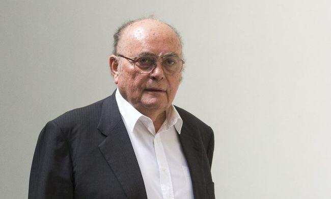 Most jelentették be: elhunyt Demján Sándor