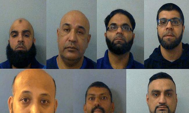 Kegyetlen muszlim bandát fogtak el: csoportosan erőszakolták meg a tinilányokat