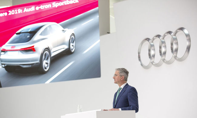 Nyolc év alatt megduplázta árbevételét az Audi AG