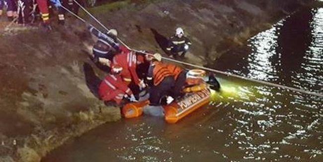 Rettenetes hír jött: a Beszterce folyóba zuhant egy busz, sok a halott