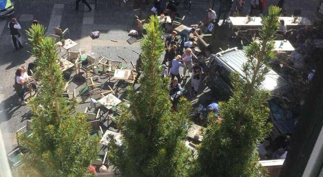 Terror Münsterben: a sebesültek életéért küzdenek, kritikus a helyzet