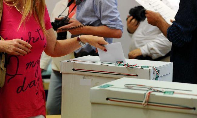 Választás 2018: rekordot döntött a reggeli részvételi arány