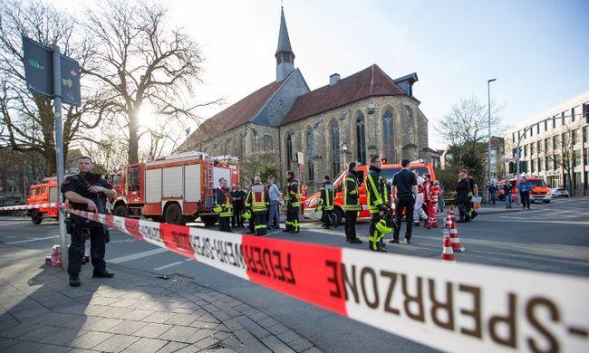 Münsteri támadás: ő lehetett a merénylő