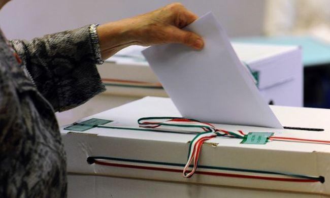 Ezen a településen minden választópolgár szavazott