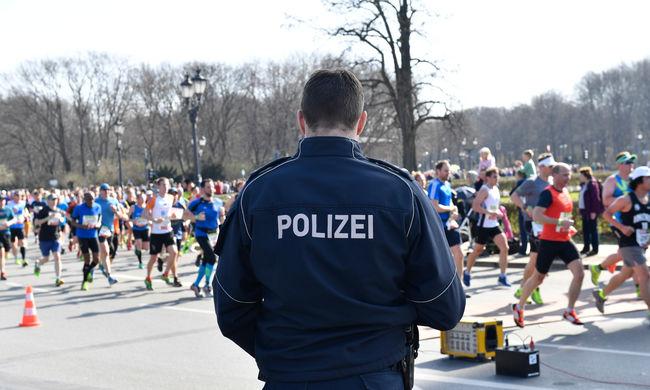 Most közölték: terrortámadást akartak végrehajtani a berlini félmaratonon