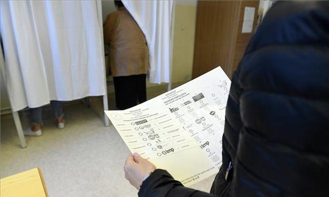 Választás 2018: fél 10 körül kezdődik az eredmények közlése