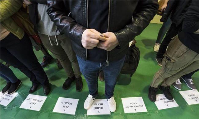 Íme az eredmény: 68 százalék felett van a részvételi arány a választáson
