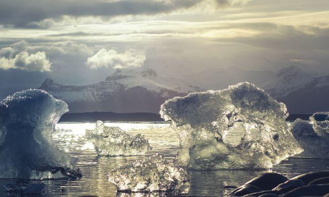Meglepő eredményre jutottak a kutatók, a több hó is a felmelegedés jele