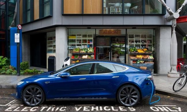 Állami ösztönzők az elektromos autókért