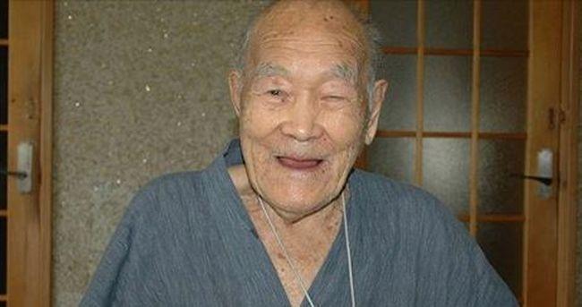 Ő az a japán férfi, aki a világ legidősebb embere