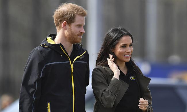 Mesterlövészekkel készülnek Harry hercegék esküvőjére