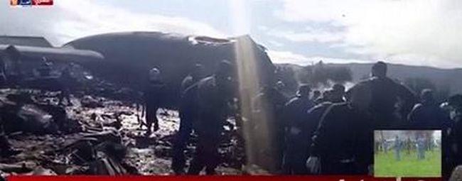 Lezuhant egy repülő, több száz áldozata van a repülőtragédiának