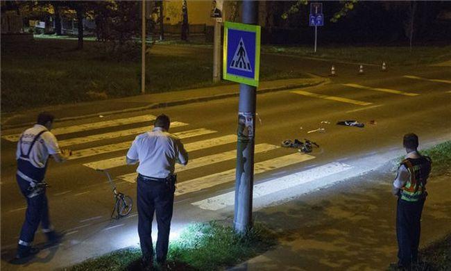 Életveszélyben a kisgyerek, egy nő gázolta el a zebrán Nagykanizsán