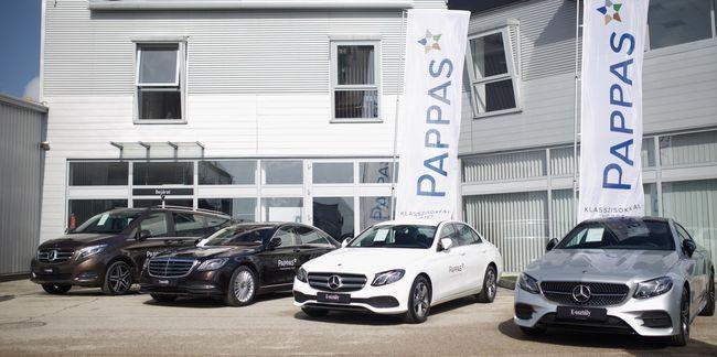 A Pappas Auto ötödik haszongépjármű szervizét nyitotta meg Székesfehérváron