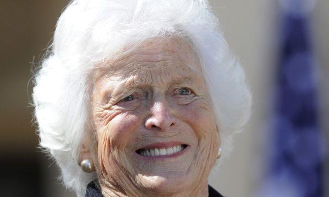 A családja jelentette be: hosszú betegség után elhunyt az egykori first lady