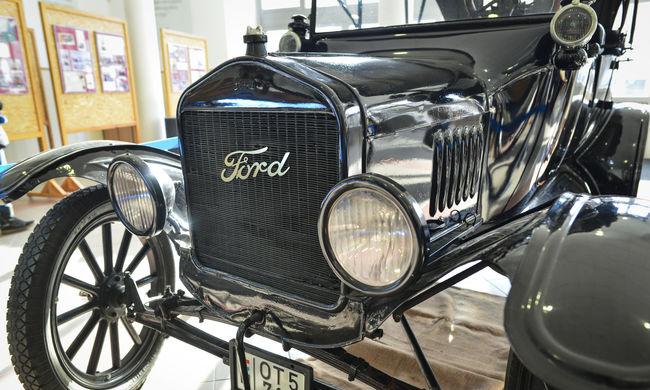 Megmentik a makói Ford-falat - 110 éves a T-modell