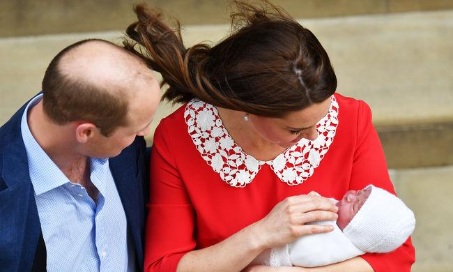 Nem a megszokott királyi környezetben élnek Katalinék, ide vitték haza a babát